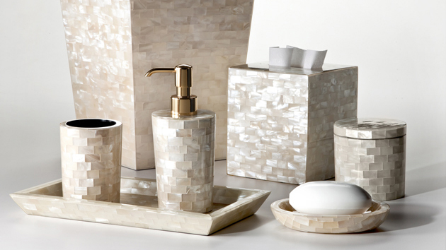 15 Luxury Bathroom Accessories Set