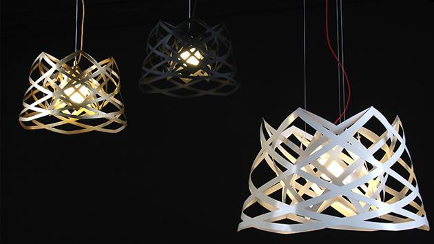 Modern Pendant on Fixture Light Bedroom Idea