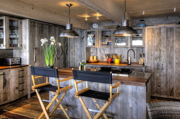 Genial Rustic Kitchen Designs
