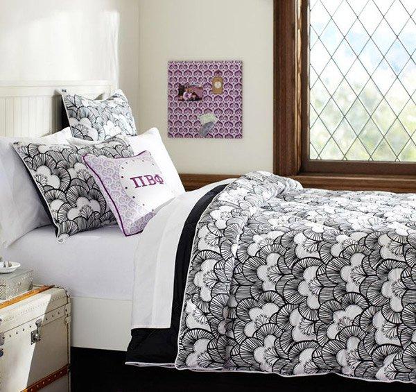 Gemma Floral Super Pouf Comforter