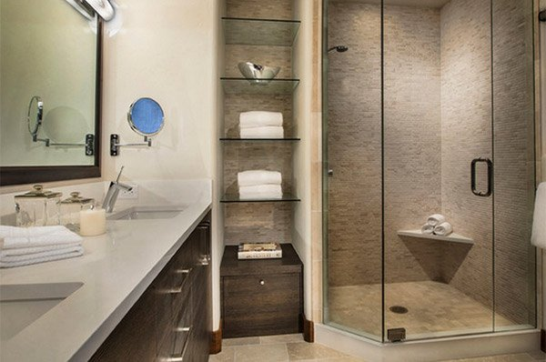 15 Bathroom Shelving Design Ideas Home Design Lover