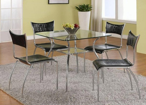 Good Square Table. Rakuten. Square Tempered Glass Dining ...