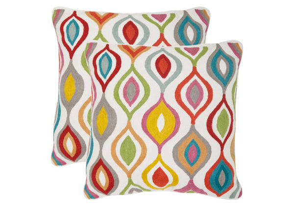 Balloon Cotton Decorative Pillow