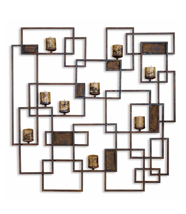 Siam Wall Candle Holder