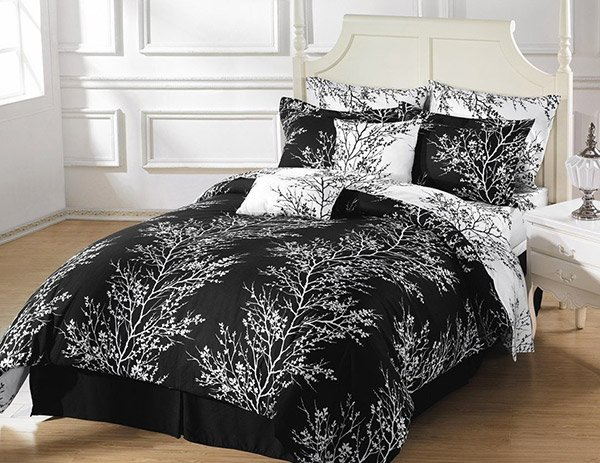 15 Black And White Bedding Sets Home Design Lover