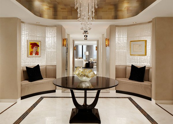 mother of pearl - Foyer Design Ideas