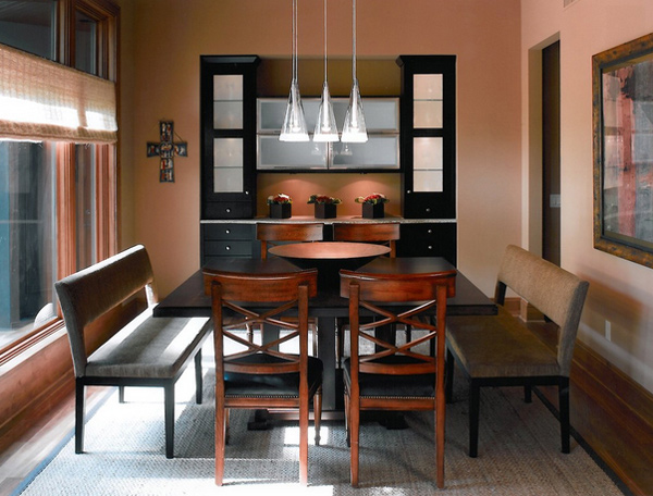 15 Fascinating Dining Room Tables for Small Spaces | Home Design Lover