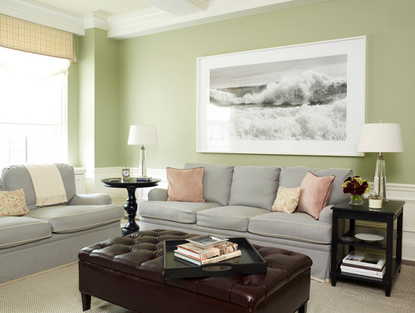 Charmant Contemporary Family Room