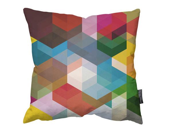 Geometric Pillow Design