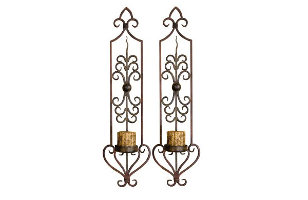 Privas Wall Sconce Candleholders