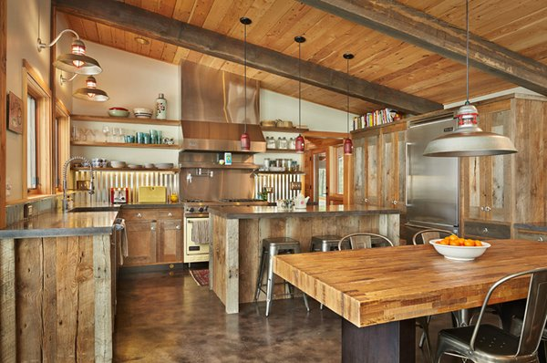 Superieur Rustic Kitchen Designs