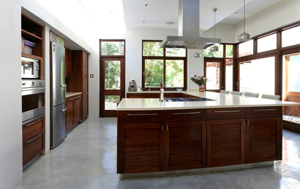 U-shaped Kitchen Designs