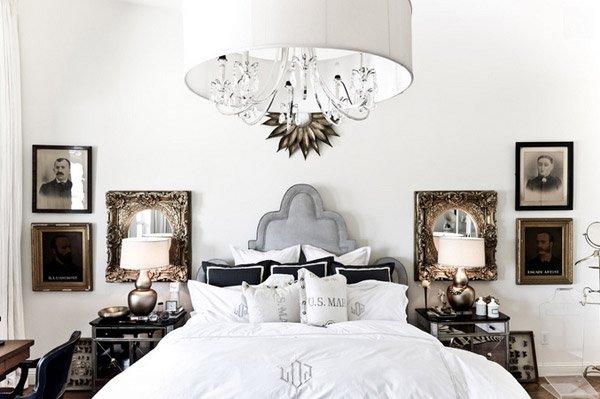 Antique Bedroom Decorations