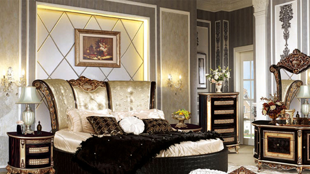 15 awesome antique bedroom decorating ideas home design for Vintage bedroom design