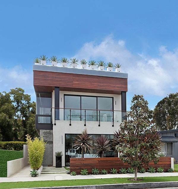 Inform California House Design: Lavish Modern 604 Acacia House In California