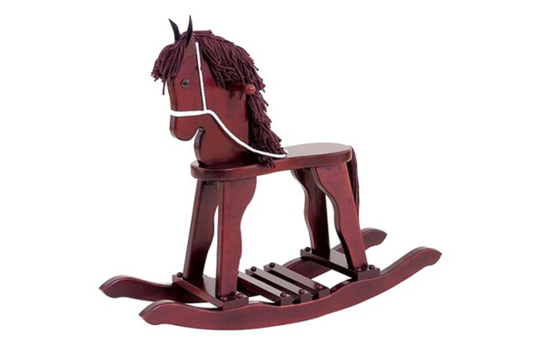 horse rocking chair