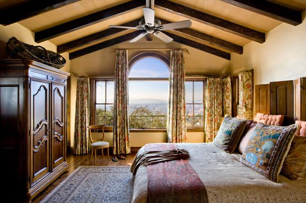 15 Extravagantly Beautiful Tuscan Style Bedrooms Home Design Lover