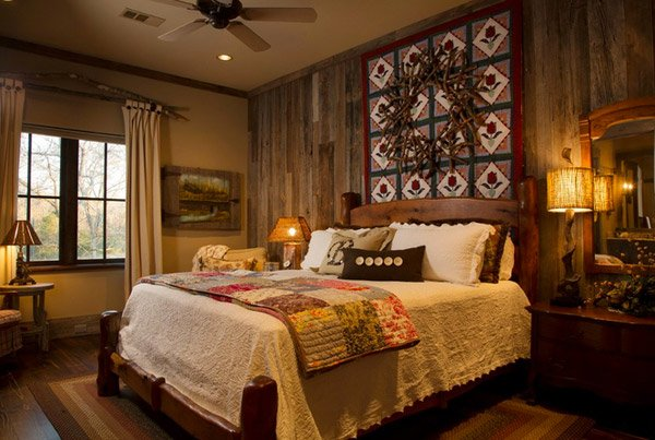 15 extravagantly beautiful tuscan style bedrooms home design lover Tuscan style bedroom furniture