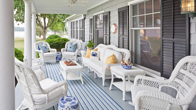 Get The Classic Charm Of 15 White Wicker Furniture Home Design Lover