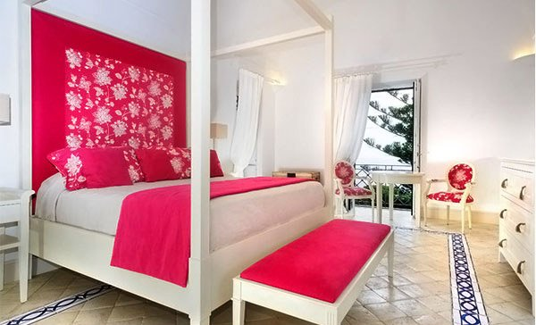 15 chic and hot pink bedroom designs home design lover 16706 | 1 hot pink