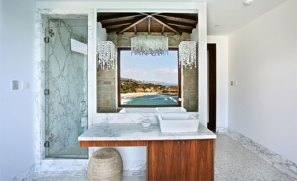 Bathrooms (Mediterranean Style)