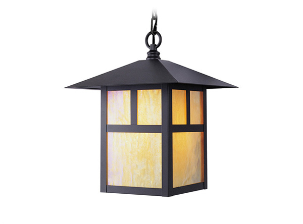 Livex Montclair Mission Outdoor Hanging Lantern