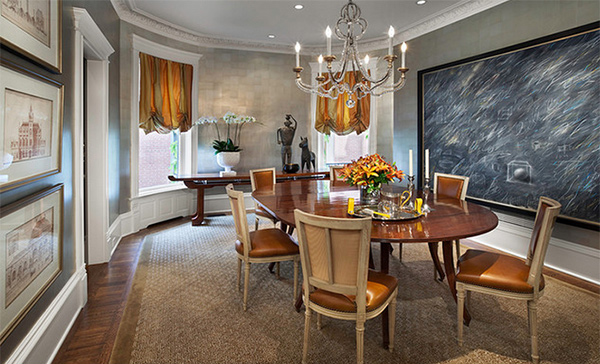 Lakeview Residence Dining Room