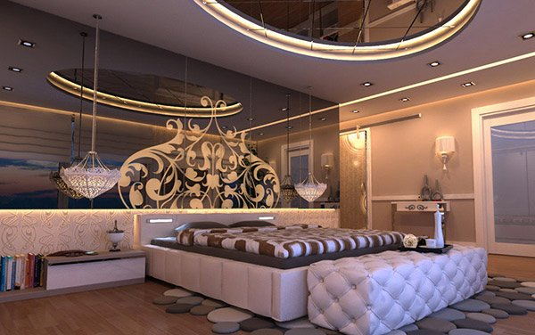 Istanbul Nights Bedroom Classic