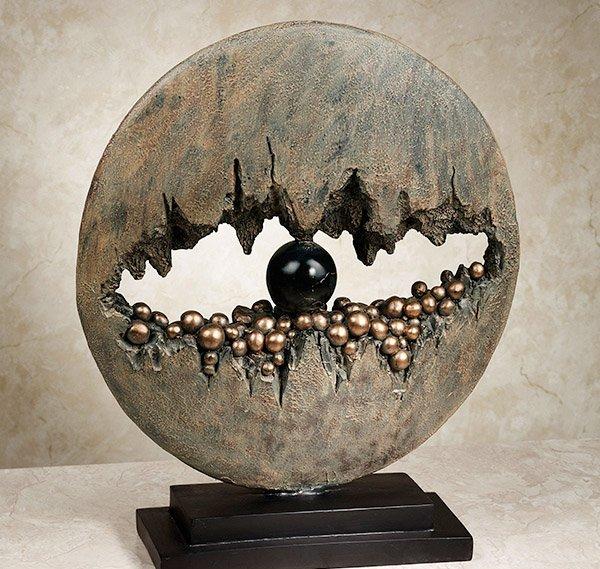 Escultura de mesa