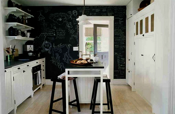 kitchen chalkboard decorations