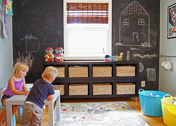 Frisky Playroom Designs