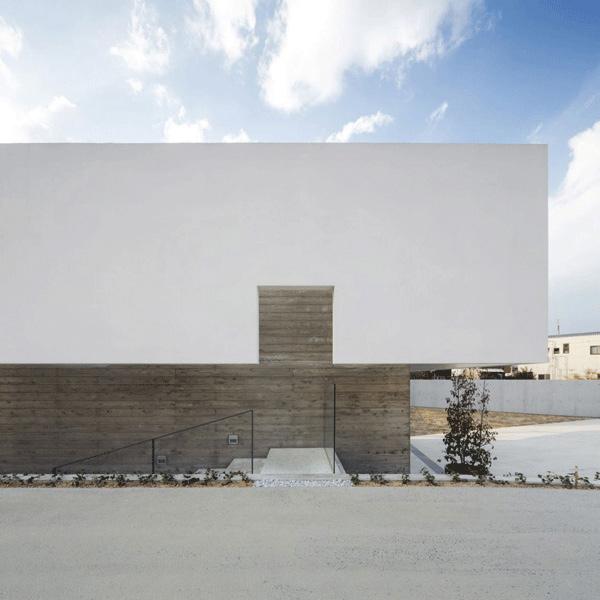 Flat House Japan