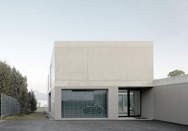 Niklaus Graber + Christoph Steiger Architek