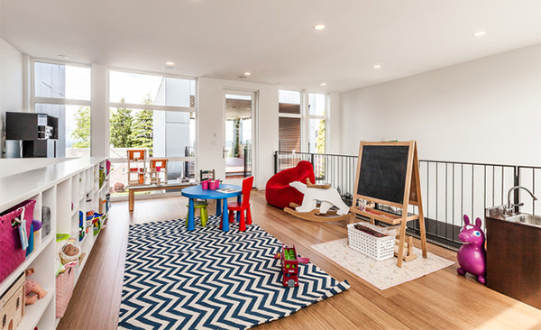 17 Frisky Playroom Designs Your Kids Will Love