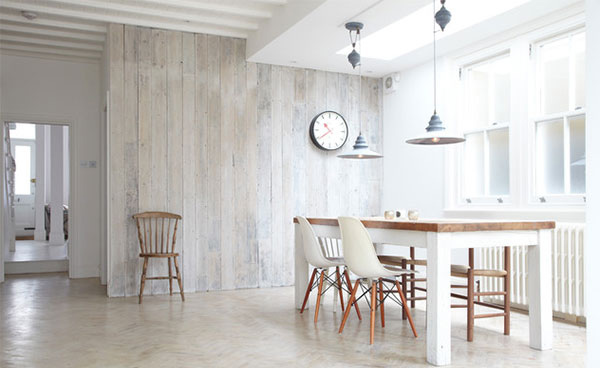 Scandinavian Renovation Dining Room