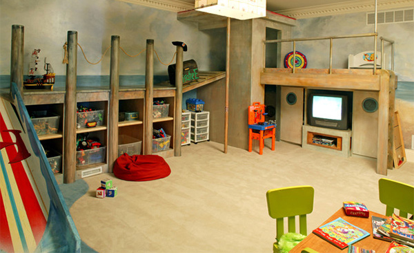 boys Kids Room