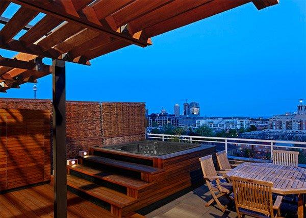 outdoor deck design