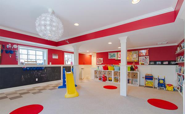 17 Frisky Playroom Designs Your Kids Will Love Home Design Lover