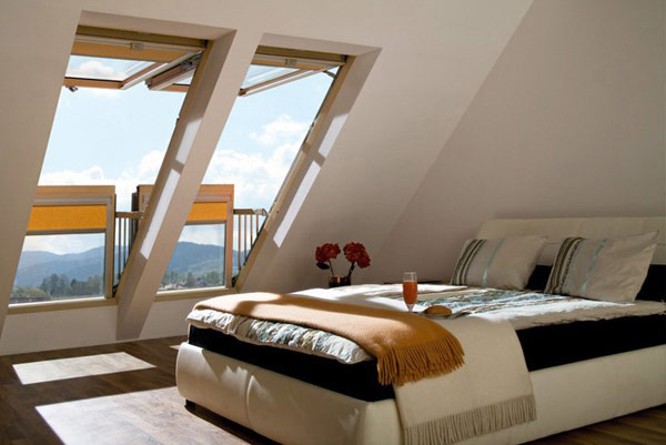 Beds For Attic Rooms 15 attic rooms converted into simple yet elegant bedrooms | home