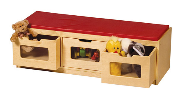 multi-drawer storage