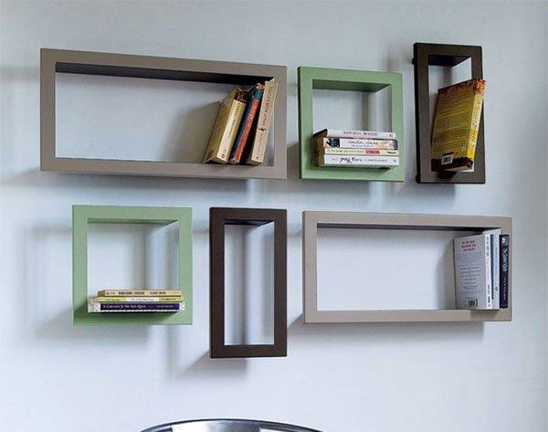 rectangle Bookshelves