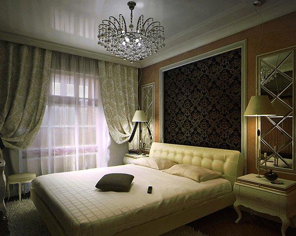 Bedroom Interior Double