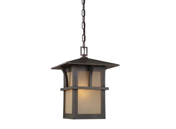 60880-51 Medford Lakes Bronze Outdoor Lantern