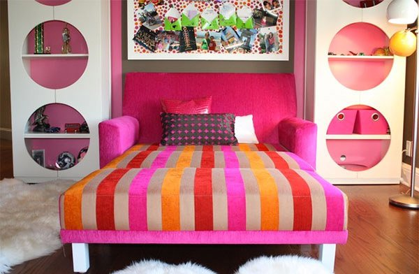 Children's Pink Rooms & Nurseries