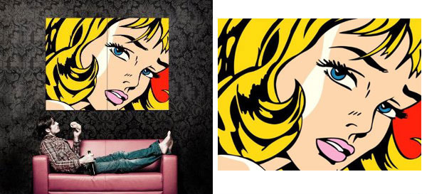 Old Fashioned Pop Art Wall Decor Photos - Wall Art Design ...