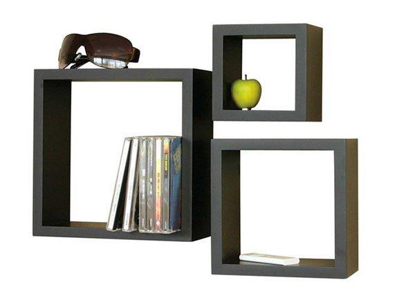 Cube Shelf Set