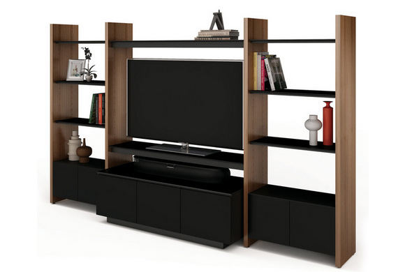 customizable tv stand