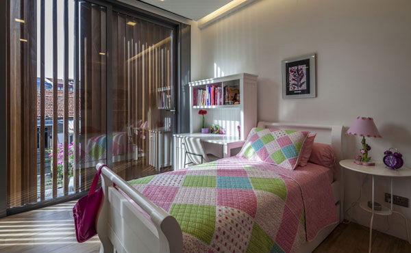 female bedroom