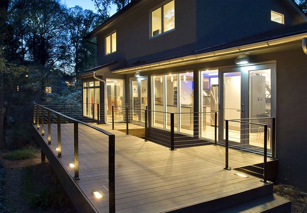 deck lighting ideas - Deck Lighting Ideas