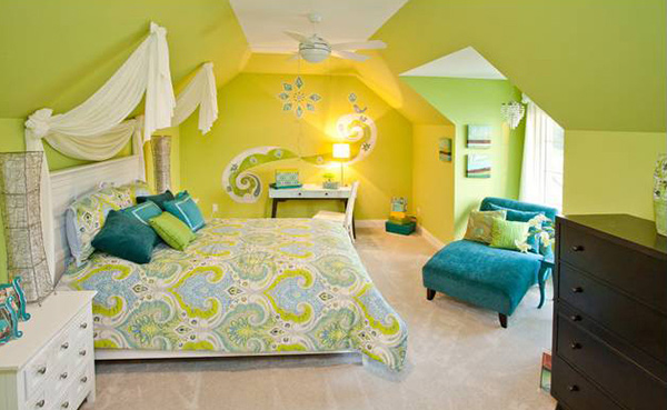 green color for bedroom 15 refreshing bedrooms in yellow and green colors home 15477